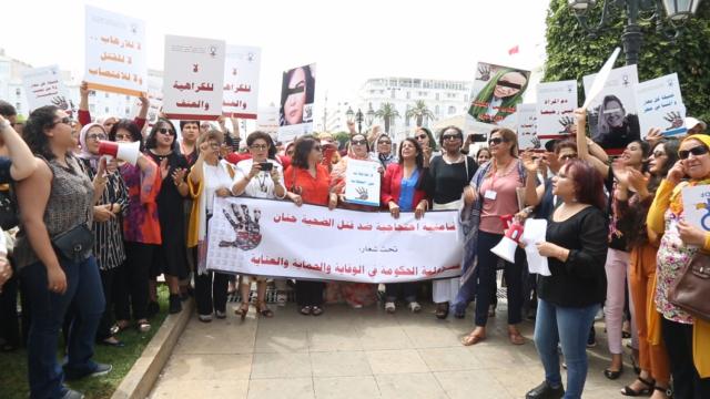 Manif Rabat 6