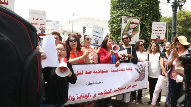 Manif Rabat 7