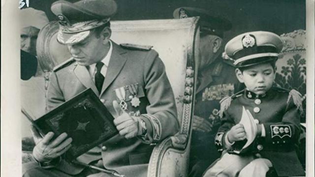Le style de Hassan II 6