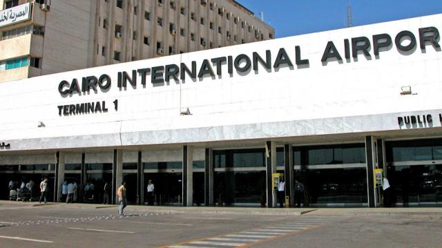 Aéroport Le Caire