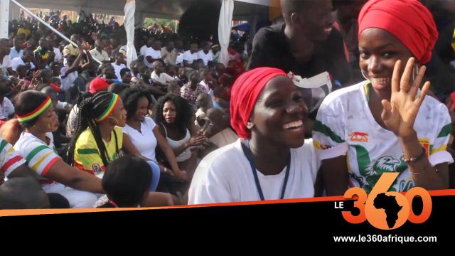 Vidéo. CAN 2019: Mali-Côte d'Ivoire, ou quand les supporters des Aigles sont dépités