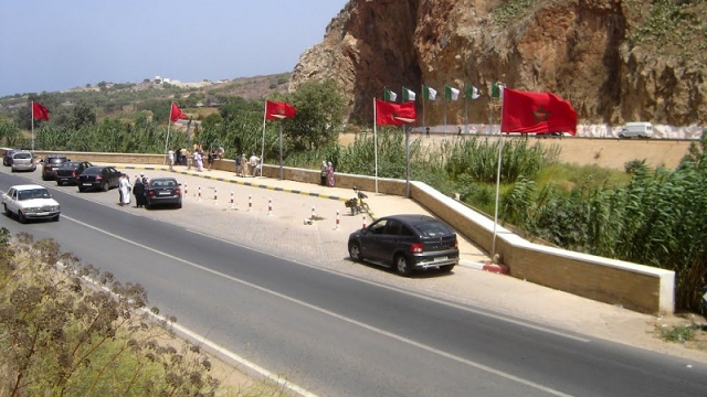 Frontières Saidia Maroc - Algérie