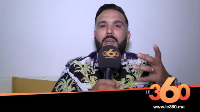 Cover Vidéo - حوار مع رضا الطالياني