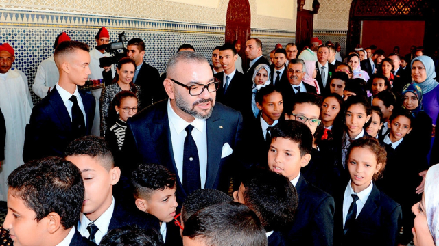 Le Point- Mohammed VI