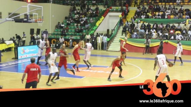 Maroc-Kenya de la FIBA AfroCan 2019