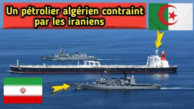 Détroit d'Ormuz: un pétrolier algérien arraisonné par l'Iran