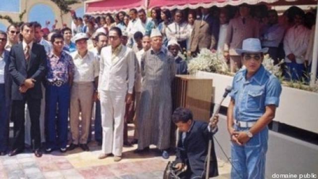 Le style de Hassan II 2
