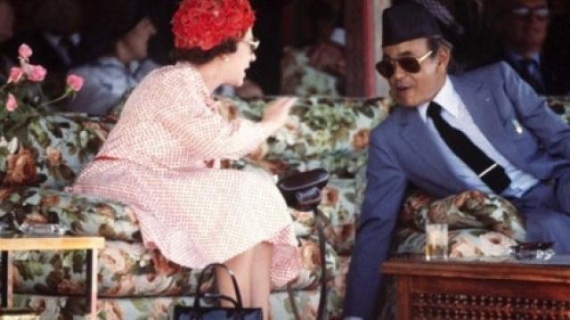Le style de Hassan II 4
