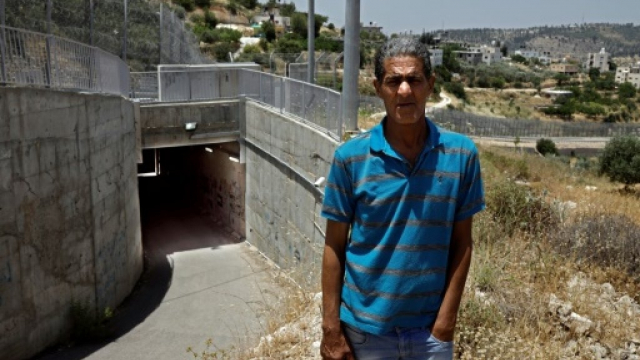 Palestinien Omar Hajajla