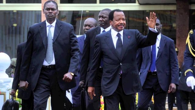 Suisse: les gardes du corps de Paul Biya, président camerounais, condamnés après leur arrestation