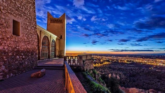 Météo paysage Maroc