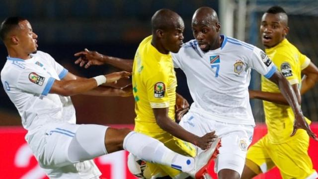 Zimbabwe v RD Congo CAN 2019