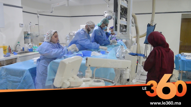 cover vidéo:Le360.ma •بالفيديو. فريق طبي سعودي يرسم الفرحة على شفاه أطفال مغاربة مصابين بأمراض القلب