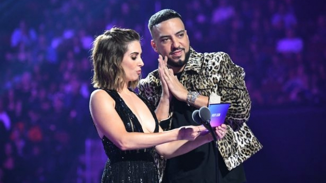 French Montana aux Mtv Video Music Awards