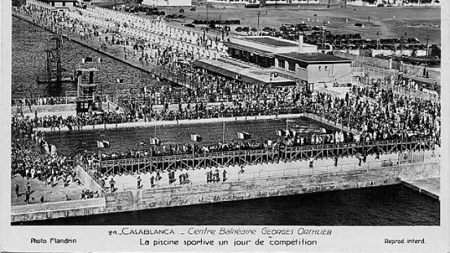 Piscine municipale de Casablanca 2