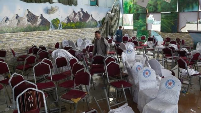 Afghanistan mariage à Kaboul