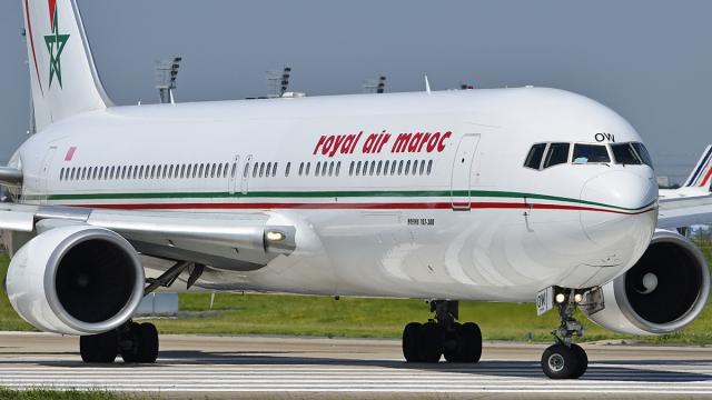 Royal Air Maroc Avion