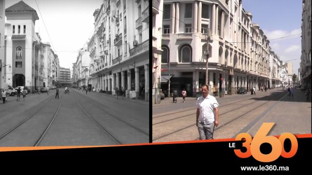 Cover_Vidéo: Le360.ma •فين مشات لهمة و الشان ديال شارع محمد الخامس