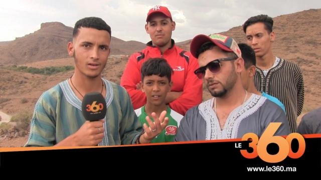 """Cover_Vidéo: Le360.ma •سكان دوار تزيرت بتارودانت يكشفون تفاصيل فاجعة """"ملعب الموت"""""""