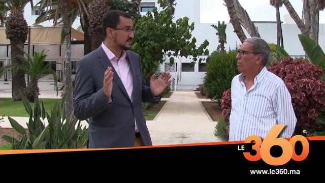 Cover_Vidéo: Le360.ma •El Guerrab se confie à Le360 : discours royal, Sahara, visas