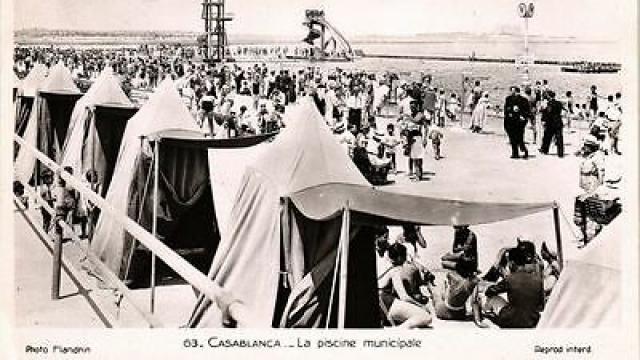 Piscine municipale de Casablanca 4