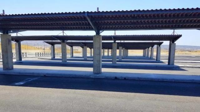 Nouvelle gare routière de Tanger 6