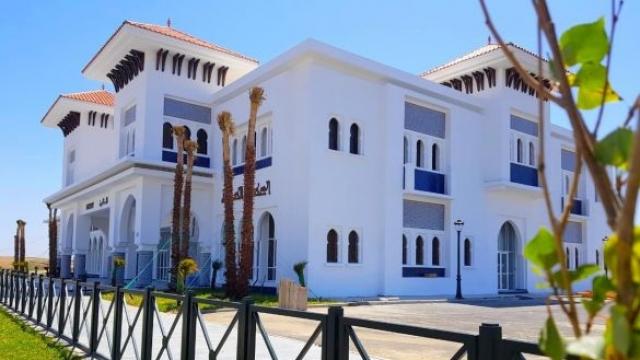 Nouvelle gare routière de Tanger