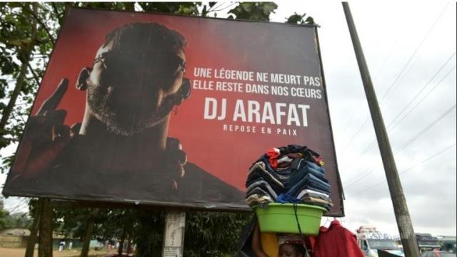 Vidéo. Côte d'Ivoire: 24h de concert d'affilé en hommage à la légende DJ Arafat