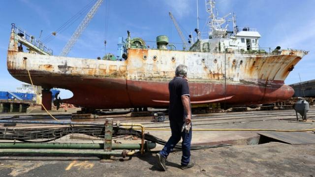Navire Moulay Abdellah