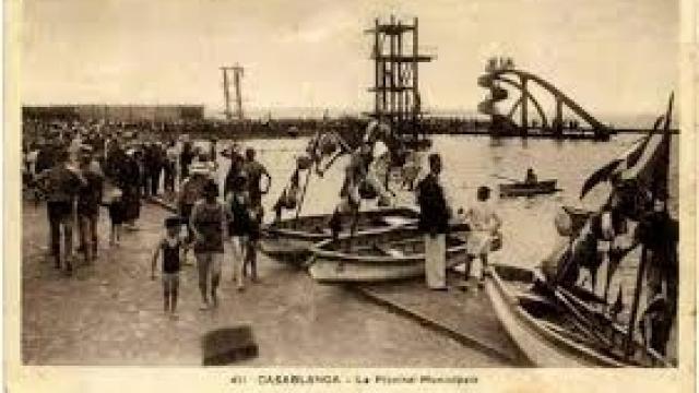 Piscine municipale de Casablanca 7
