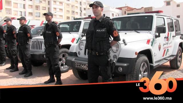 Cover Vidéo - أكادير تتعزز بدائرة شرطة جديدة