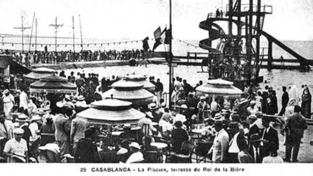 Piscine municipale de Casablanca 8