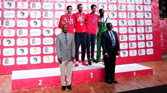 Marocains médaillés aux Jeux africains