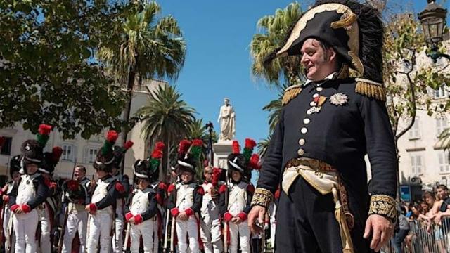 250 ans de la naissance de Napoléon
