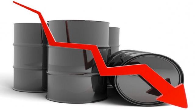 Baisse prix pétrole