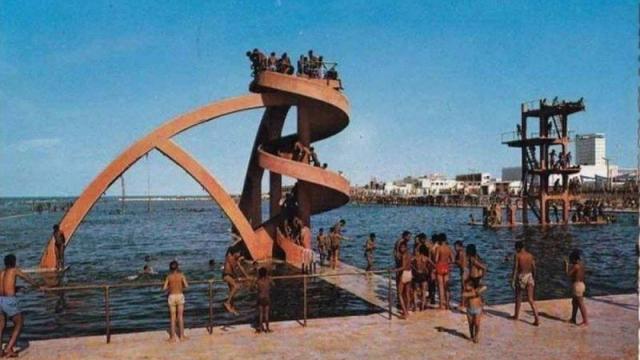 Piscine municipale de Casablanca 10
