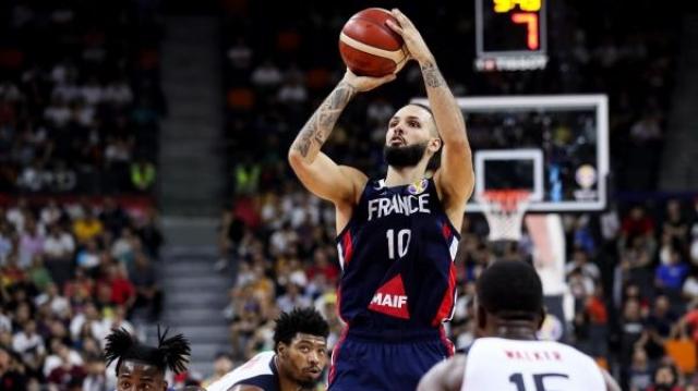 France USA Basket 2019