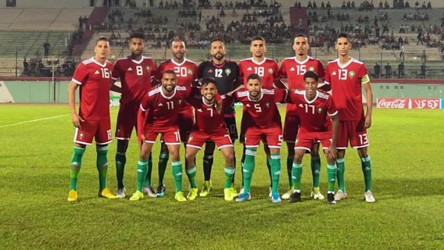 locaux Maroc foot