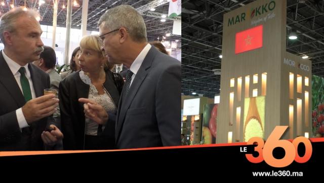 Cover Vidéo -  Le salon agricole OMEK 2019 de Hongrie salue le partenariat avec le Maroc