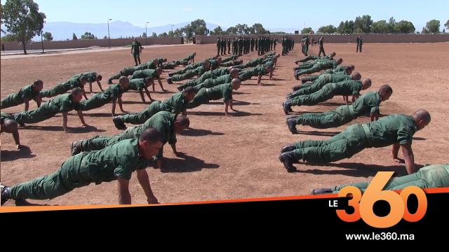 Cover_Vidéo: Le360.ma •تعرفوا على اسباب محاكمة المجندين الاربعة