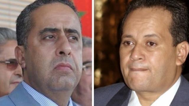 Hammouchi et Mansouri