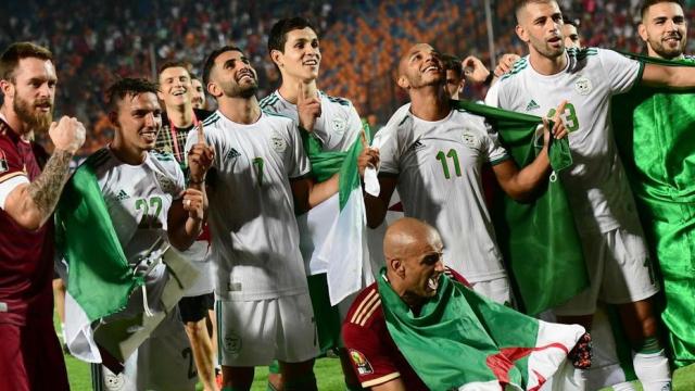 Algérie CAN 2019