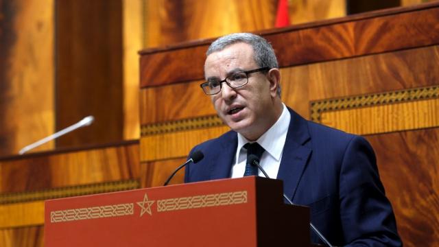 mohamed-aujjar-ministre-de-la-justice