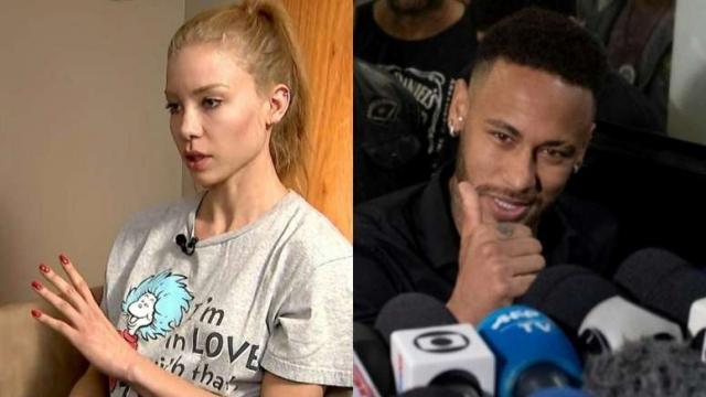 Najila Trindade vs Neymar