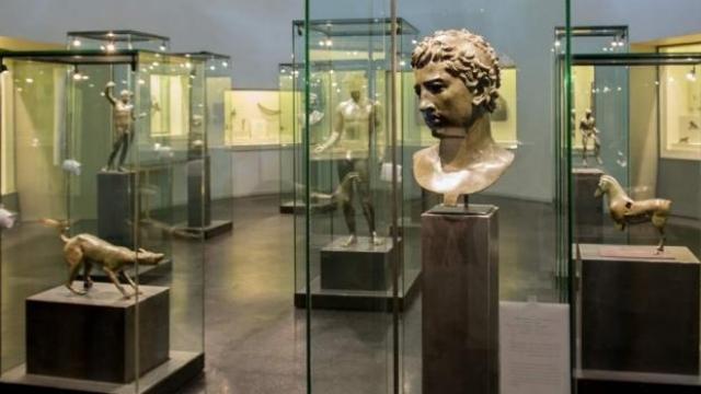 musée archéologique de Rabat