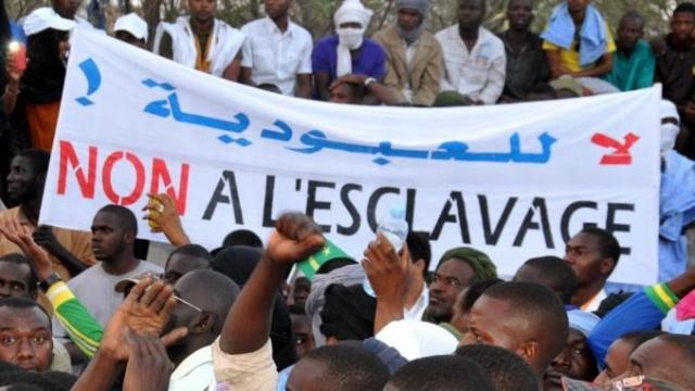 Esclavage en Mauritanie