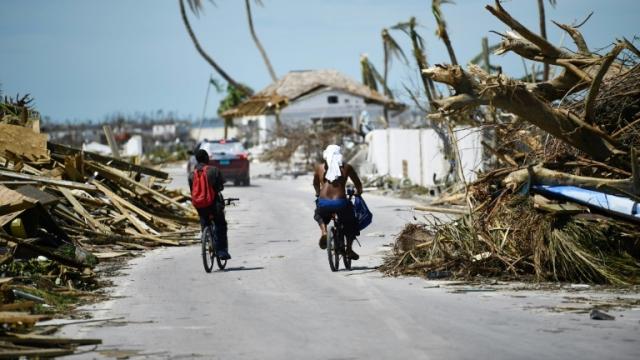 Ouragan Dorian3