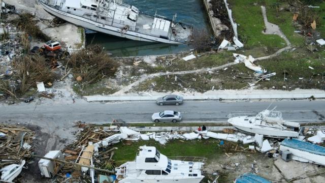 Ouragan Dorian4