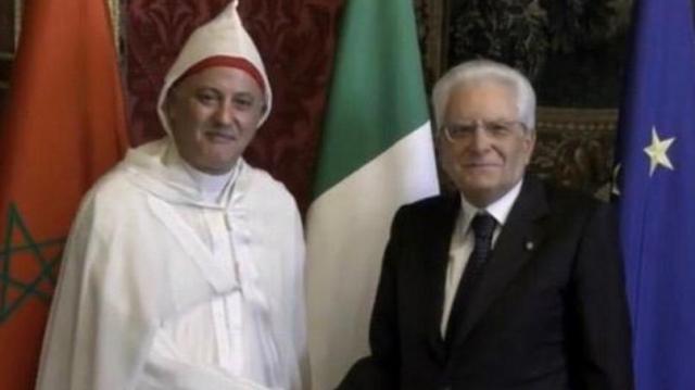 président italien-Balla