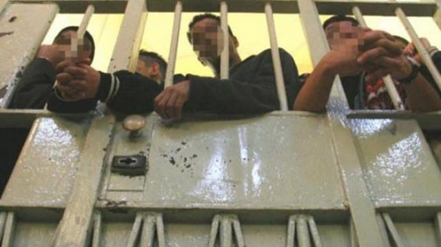 Prisons surpopulation